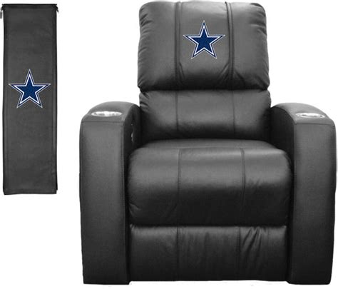 dallas cowboys sofa nfl home theater recliner dallas cowboys stargate cinema