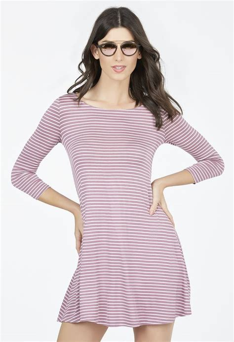 Swing Style Kleidung by Swing Knit Dress Kleidung In Berry Multi G 252 Nstig Kaufen