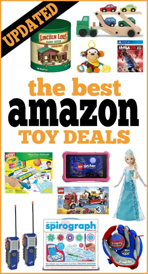 popular on amazon best amazon toy deals updated frugal living nw
