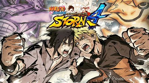 naruto ultimate ninja storm  ost naruto  sasuke youtube