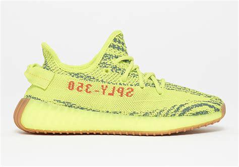 adidas yeezy boost   semi frozen yellow snkrempire