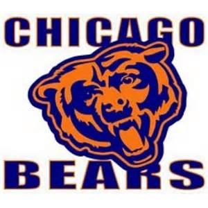 nfl chicago bears logo 2