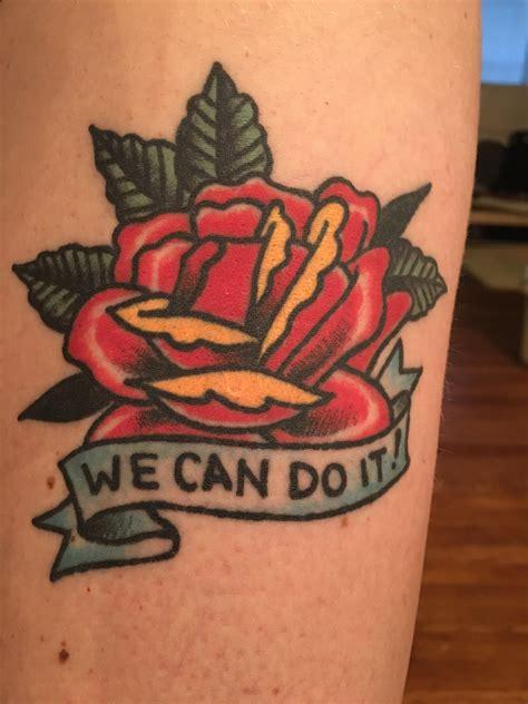 tattoo richmond va black rabbit richmond va rosie the riveter by