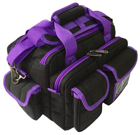 padded quilted deluxe tactical range and gear bag