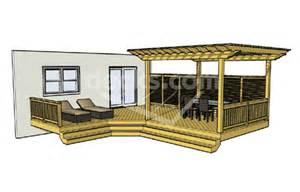 Download pergola deck plans pdf pedestal trestle dining table plans