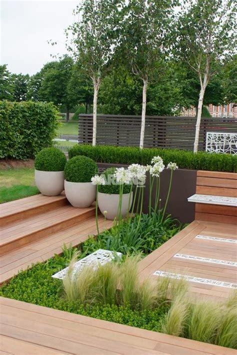Beaux Jardins Privés by Jardin De Daniel Mccarthy Oneabode Terrasse Ipe