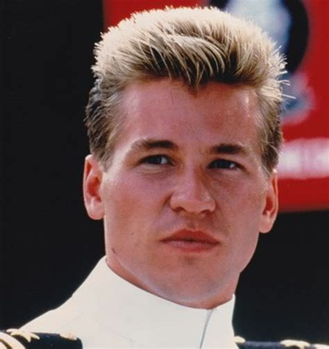 iceman val kilmer hairstyle from top gun cool men s hair