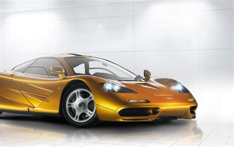 Mclaren F1 Designer by Mclaren F1 The Design