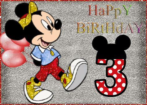 happy 3rd birthday images happy 3rd birthday for boy by sjmamaelf on deviantart