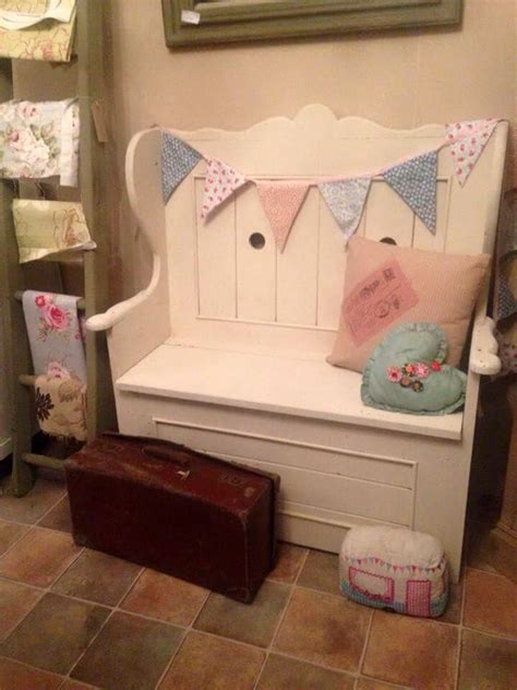 shabby chic monks bench the 164 best images about my pieces on pinterest painted
