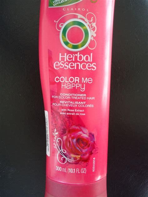 herbal essences color me happy herbal essences color me happy conditioner review