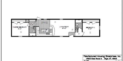 2 bedroom 14 x 70 mobile homes floor plans floor plans mhe single wide horkheimer homes