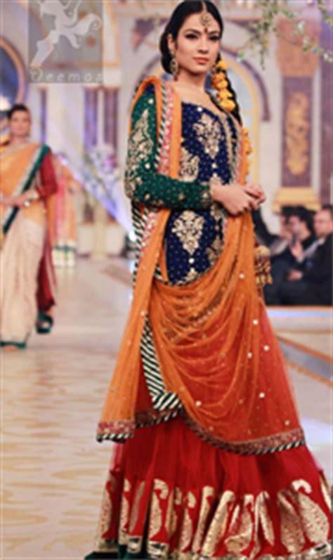 Zahra Pita 2 Tone Jersup mehndi mayon henna designer dresses fashion
