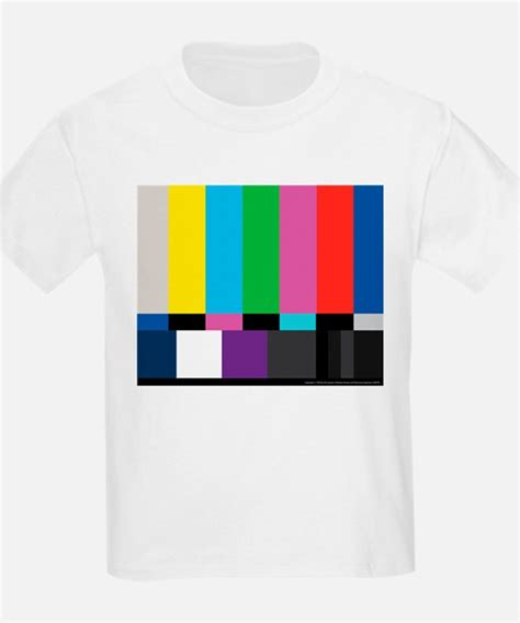 indian test pattern t shirt tv test pattern t shirts shirts tees custom tv test