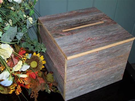 wooden wedding card box ideas wedding card box wooden rustic wedding reception wedding decorations card holder shabby chic