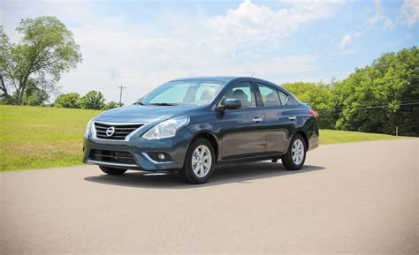 Nissan Versa Sedan 2015 by Car And Driver