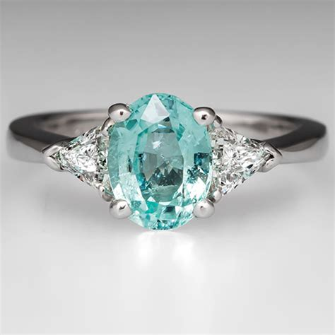 tourmaline rings for engagement rings