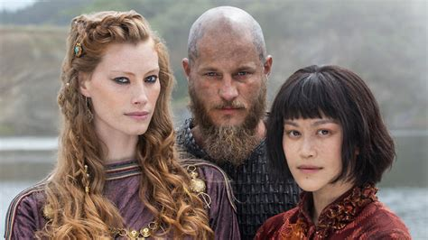 lagertha hair guide take a tour of the insanely epic hair of vikings guide