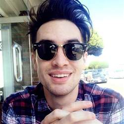 brendon urie brendon urie newfound love