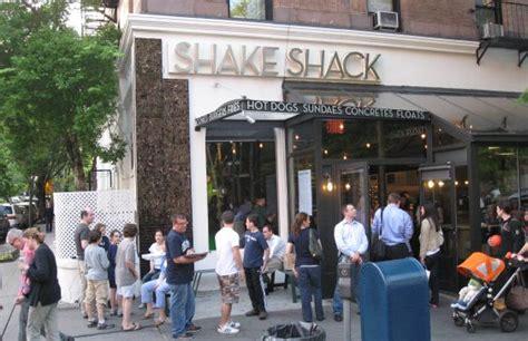 cadenas de hamburguesas de usa shake and shack dime un restaurante