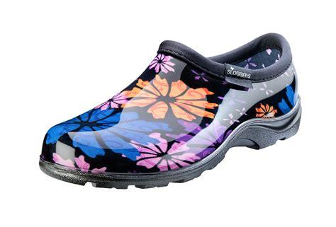 i love comfort shoes website women s rain garden shoes flower power print