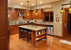 Craftsman Kitchen Design Craftsman Home Craftsman Kitchen Columbus By