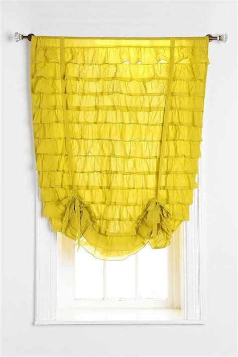 urban outfitters waterfall curtain waterfall ruffle draped shade curtain i urban outfitters
