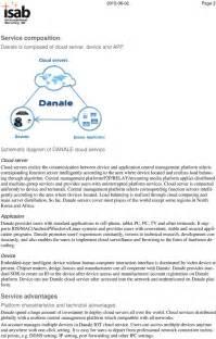danale cloud service service profile pdf