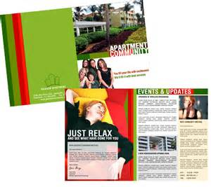 Apartment Community Newsletter Templates by Boxedart Member Downloads Print Newsletter Templates