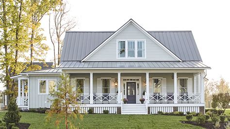 southern living house plans farmhouse revival southern living house plans sl 1821
