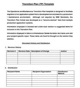 transition plan template transition plan template cyberuse
