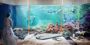 underwater bedroom floating seahorse is dubai s ocean home business insider