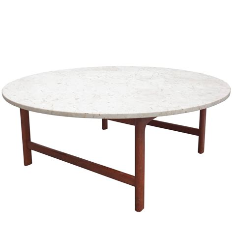 Travertine Top Coffee Table Dux Coffee Table With Travertine Top At 1stdibs