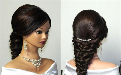 hairstyles for long hair youtube wedding prom mermaid hairstyle for long hair youtube