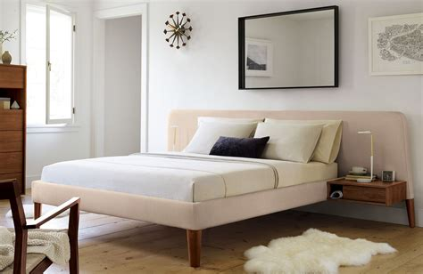 dwr beds parallel wide bed design within reach