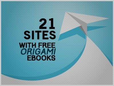 everyone can learn origami books free ebooks and origami on