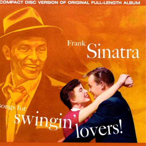 swing lover songs for swingin lovers frank sinatra t 233 l 233 charger
