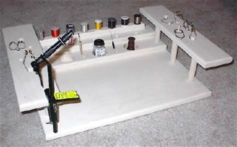 free fly tying bench plans fly tying the o jays and bar on pinterest