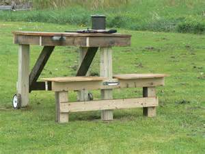 How To Build A Bench Rest For Shooting Bluhouse News Shooting Bench