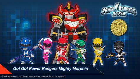 download mod game power ranger dash this is game thailand power rangers dash อ พเดทใหม