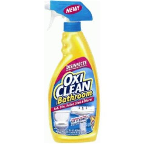 Oxiclean Shower Cleaner by Wholesale Oxiclean Bathroom Disenfectant Cleaner Sku