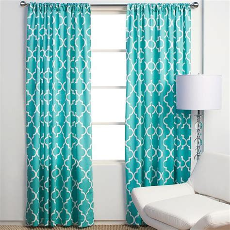 turquoise panel curtains pinterest the world s catalog of ideas