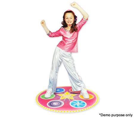 Dancerella Mat by Dancerella Pop Mat With 45 Minute Vhs