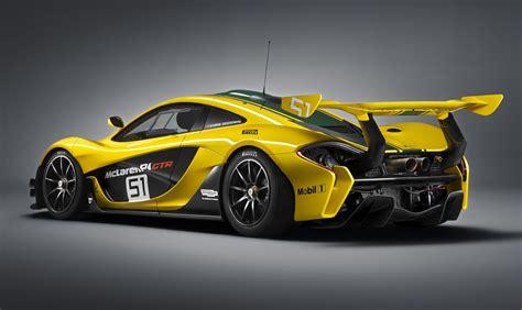 fastest mclaren 2016 mclaren p1 gtr yellow