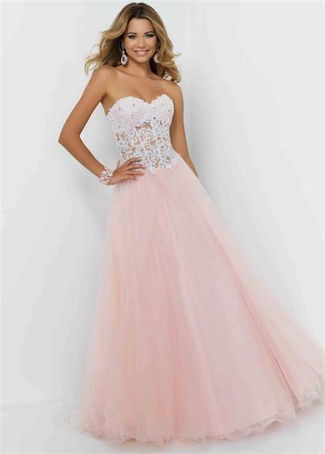 pink and white dress prom dresses white and pink naf dresses