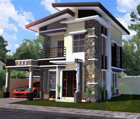 desain rumah  lantai modern elegan unik rumah pantura