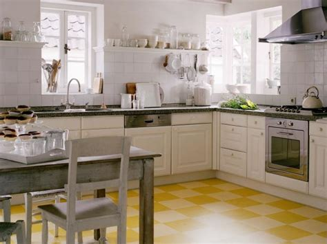 linoleum flooring in the kitchen hgtv