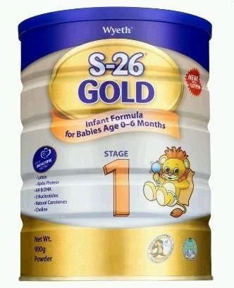 S26 Gold Langkah 1 Leches Para Ni 241 Os Leches De Formula Para Beb 233 S Reci 233 N Nacidos