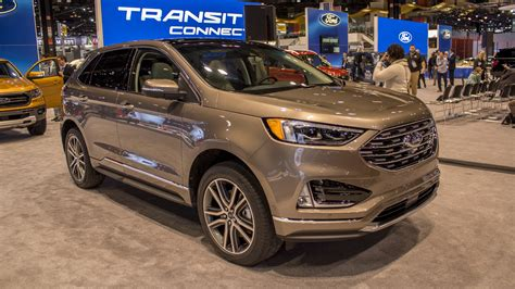 ford edge top speed 2019 ford edge titanium elite review gallery top speed