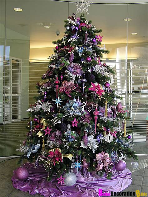 decorated christmas trees how to decorate a fabulous christmas tree